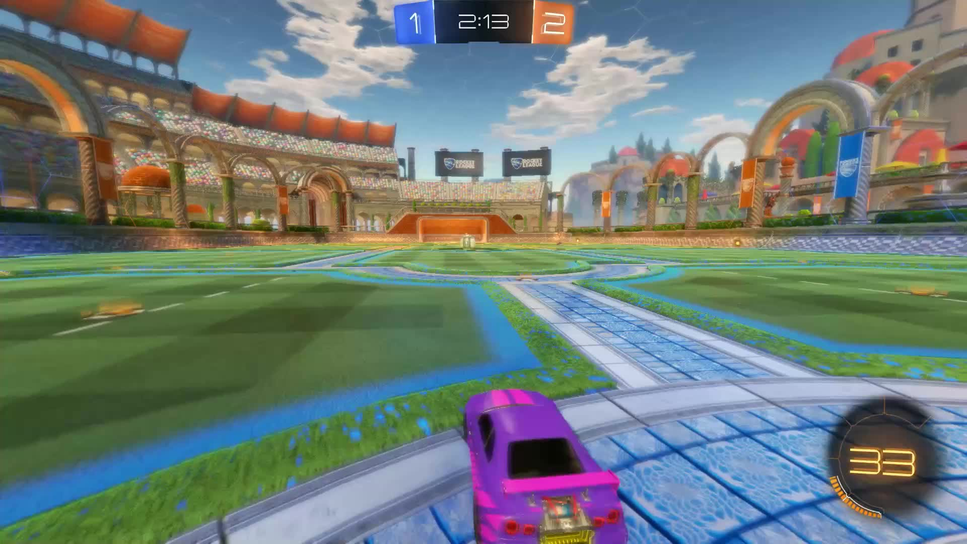 Gif Your Game, GifYourGame, Goal, Rocket League, RocketLeague, earray, Goal 4: earray GIFs