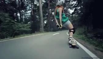 Watch and share Longboarding GIFs on Gfycat