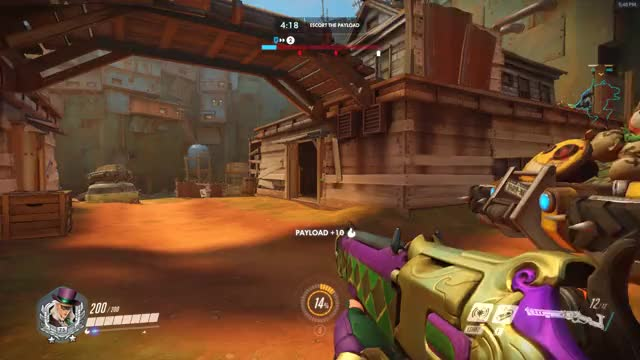 Watch and share Overwatch GIFs by meowmeow350 on Gfycat