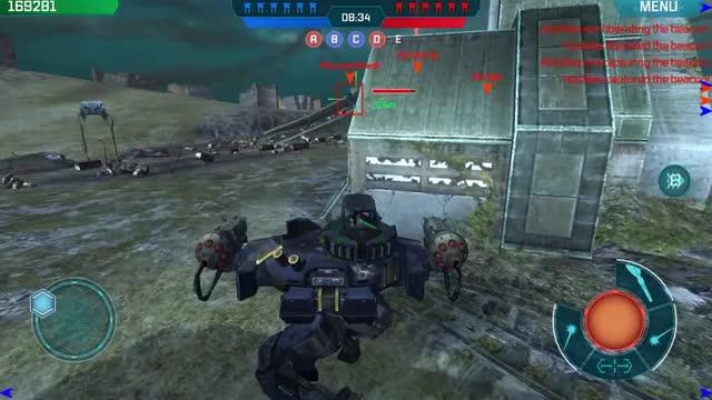 Watch and share War Robots GIFs on Gfycat