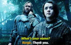 Watch this arya stark GIF by Media Paradise (@entfanatic) on Gfycat. Discover more arya stark, celebs, game of thrones, maisie williams, sandor clegane, the hound GIFs on Gfycat
