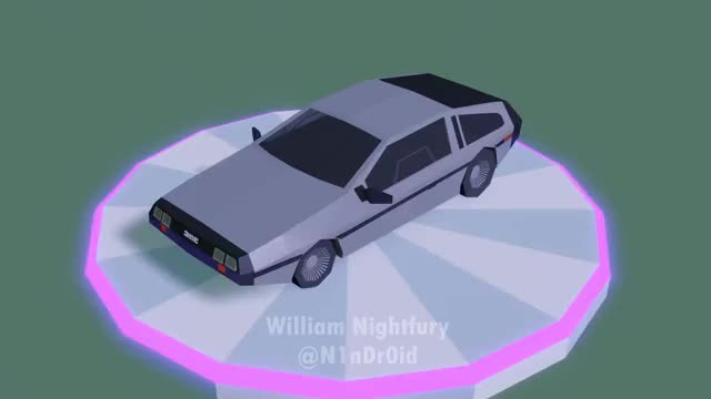 Watch and share Blender3d GIFs and Delorean GIFs by n1ndroid on Gfycat