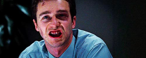 Watch and share Fightclub GIFs and Blood GIFs by Eric Huinker on Gfycat