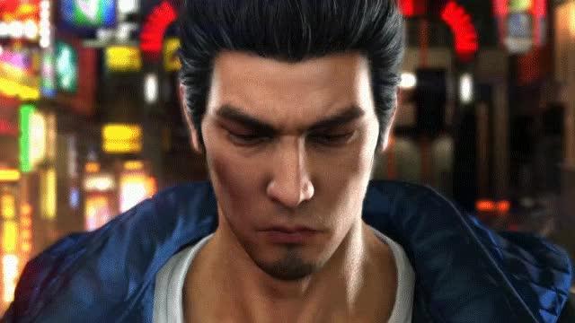 Watch and share Yakuza Face GIFs on Gfycat