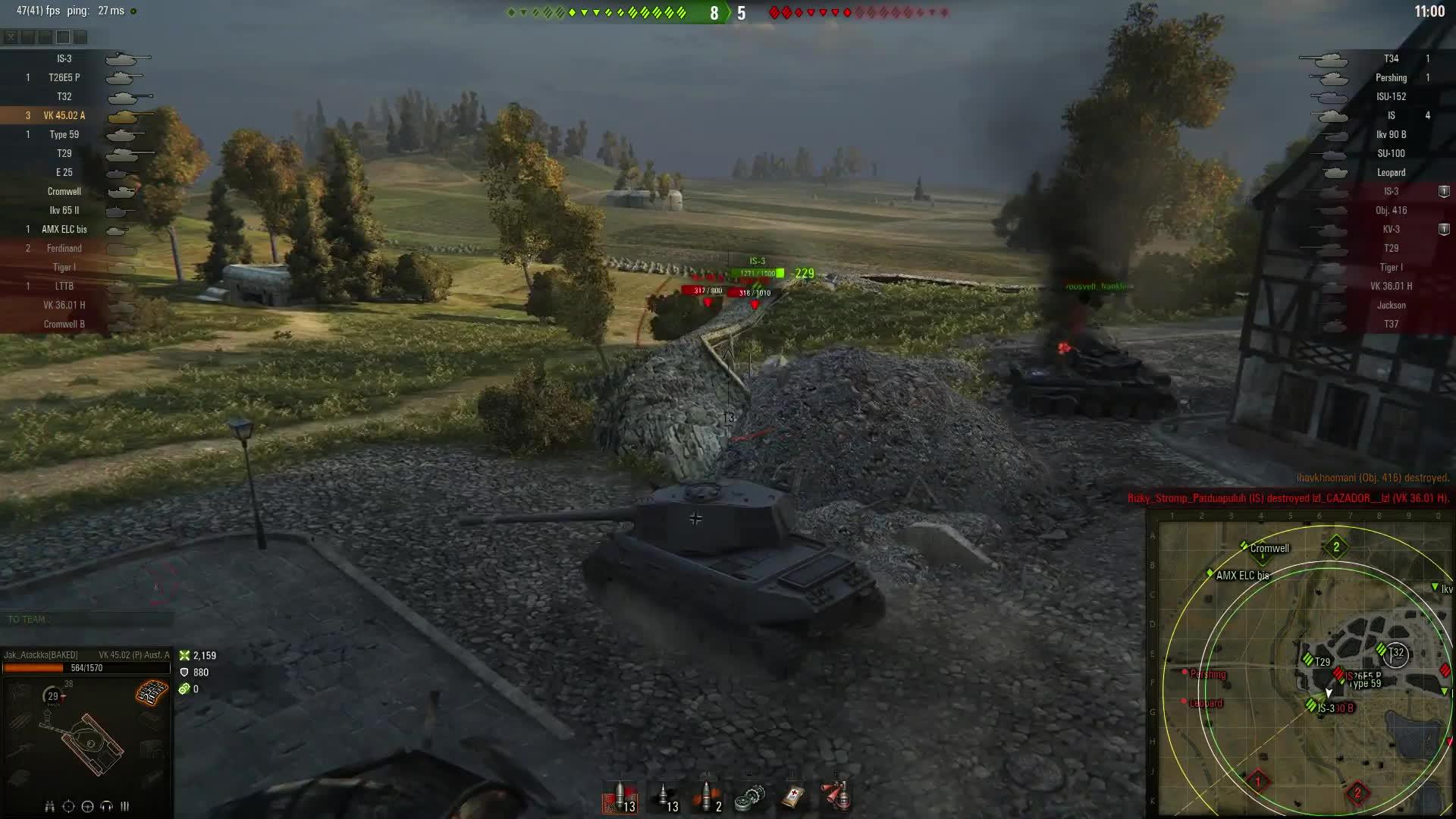 World of Tanks, worldoftanks, wot, Triple Kill GIFs