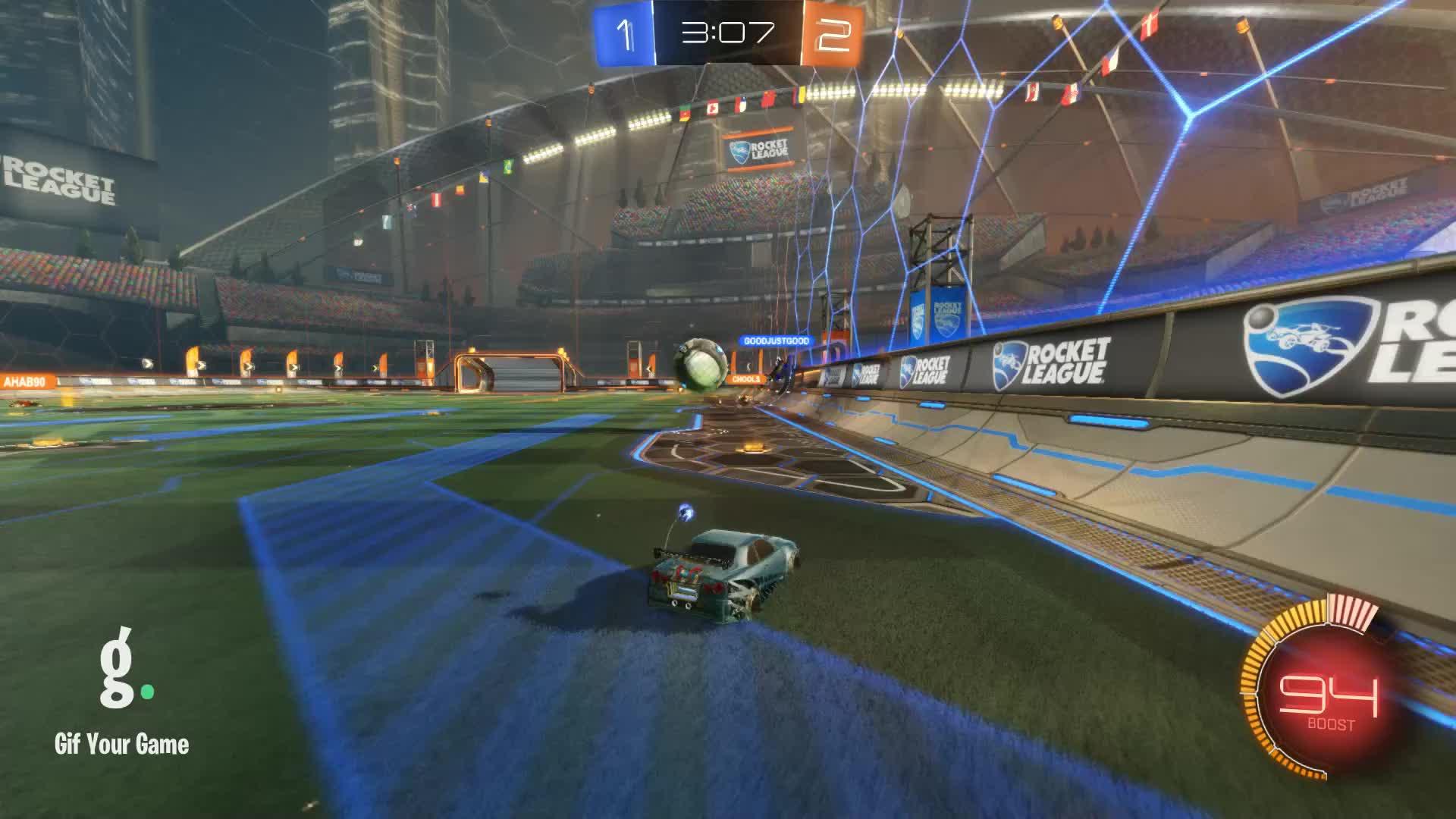 Gif Your Game, GifYourGame, Goal, LordTempestX, Rocket League, RocketLeague, Goal 4: LordTempestX GIFs