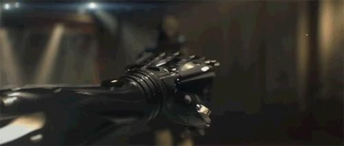 CGI, cyborg, cyborgs, deus ex, deus ex human revolution, human revolution, video game gif,  GIFs