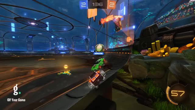 Watch Goal 5: Macgruber GIF by Gif Your Game (@gifyourgame) on Gfycat. Discover more Gif Your Game, GifYourGame, Goal, Macgruber, Rocket League, RocketLeague GIFs on Gfycat