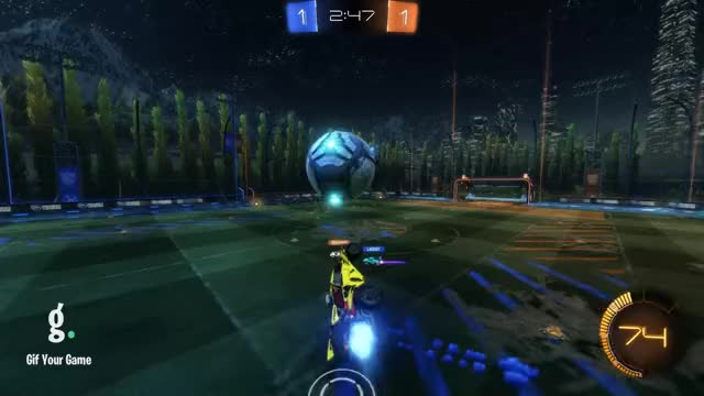 Watch Goal 3: Laggy GIF by Gif Your Game (@gifyourgame) on Gfycat. Discover more Gif Your Game, GifYourGame, Jessie, Rocket League, RocketLeague GIFs on Gfycat