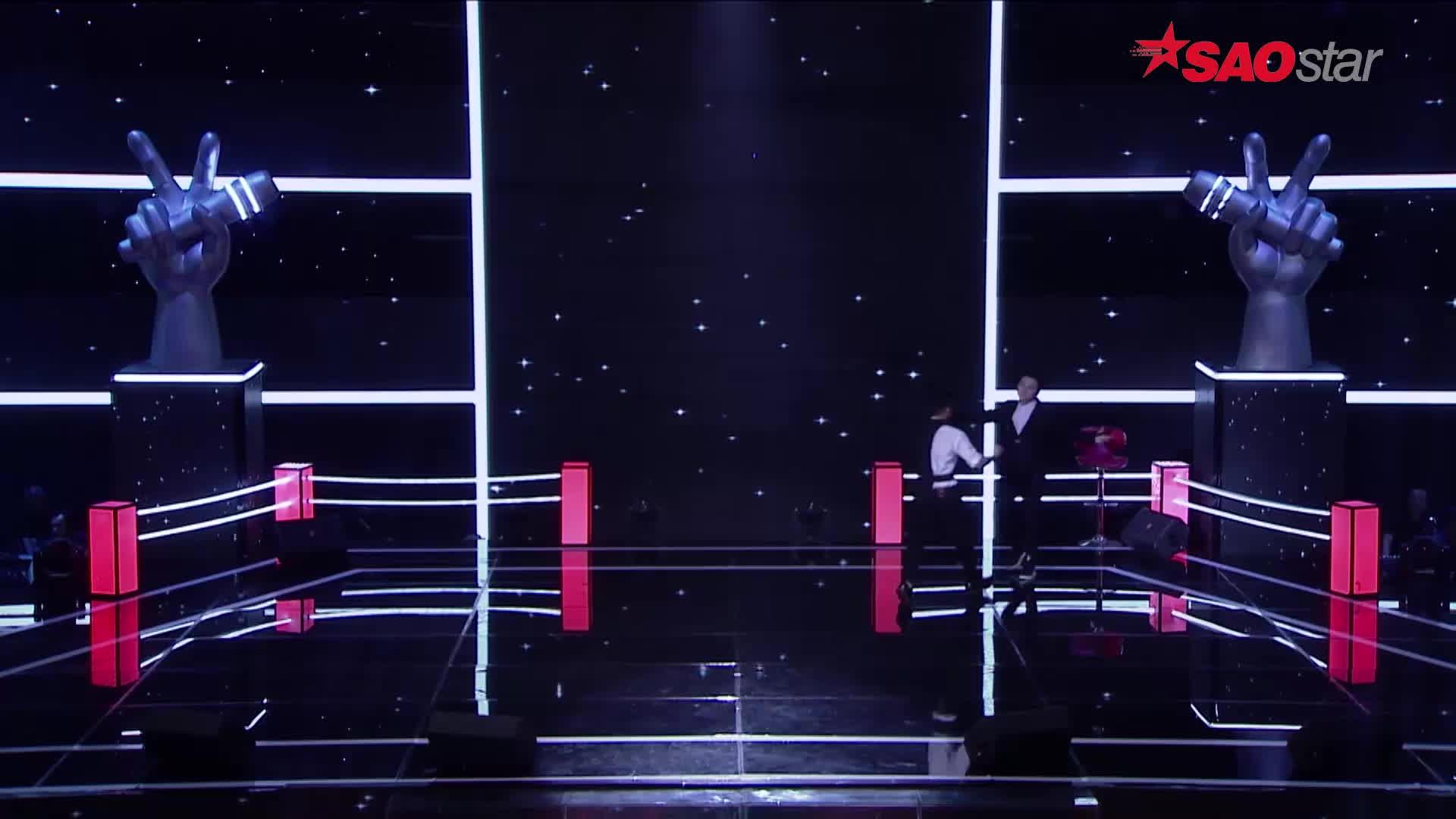 Chiến thắng Tuấn Phong trên sân khấu Đo ván nhưng Dương Thuận vẫn bật khóc vì điều này ảnh 1