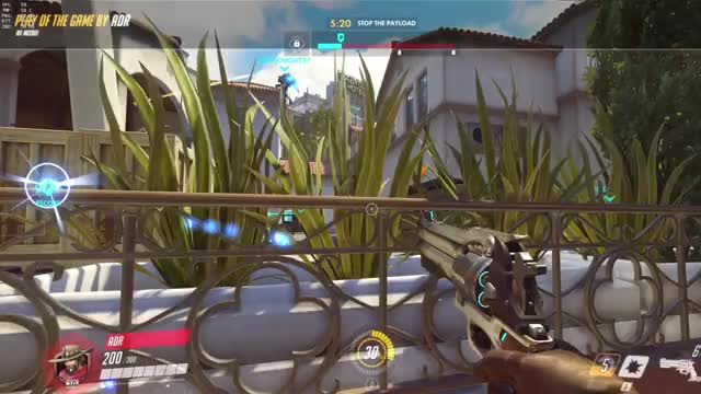 Watch and share ADR McCree Aimbot GIFs by zivhayr on Gfycat