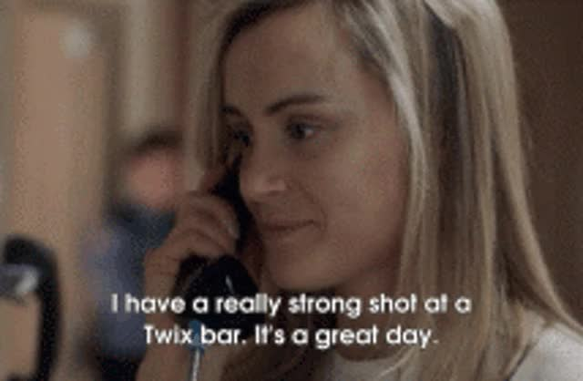 Watch and share Oitnb GIFs on Gfycat