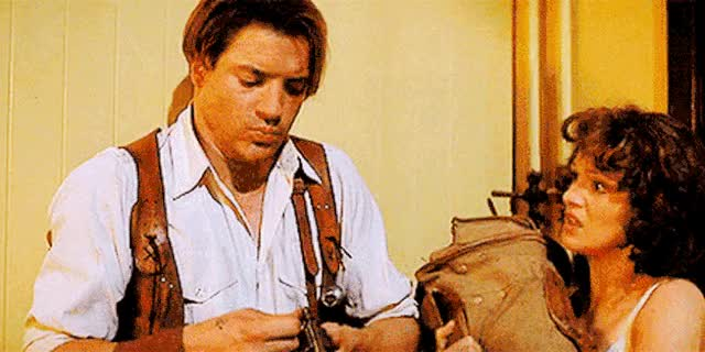 Watch and share Whatever Happened To Brendan Fraser? GIFs on Gfycat
