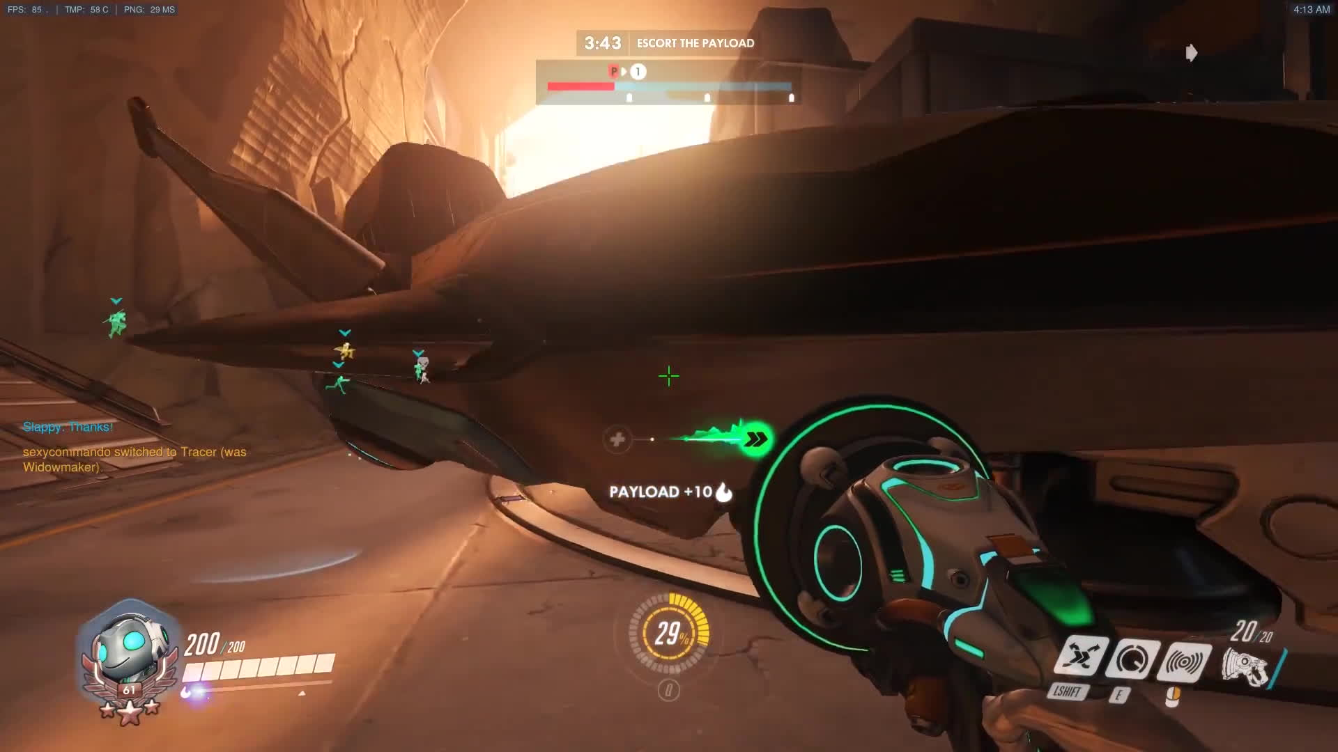Overwatch, Payload memes GIFs