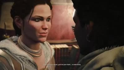 Assassin's Creed: Syndicate - Henry Proposes To Evie