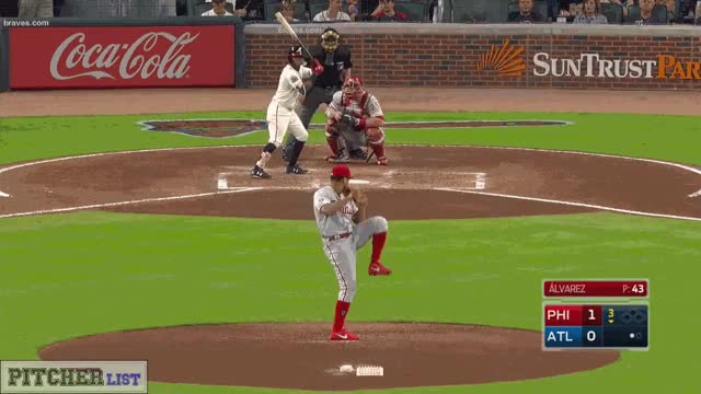 Watch Henderson Alvarez-EP-2017 GIF by @thedongiggity on Gfycat. Discover more related GIFs on Gfycat