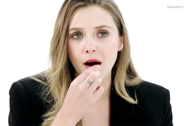 Watch and share Elizabeth Olsen GIFs and Celebs GIFs on Gfycat