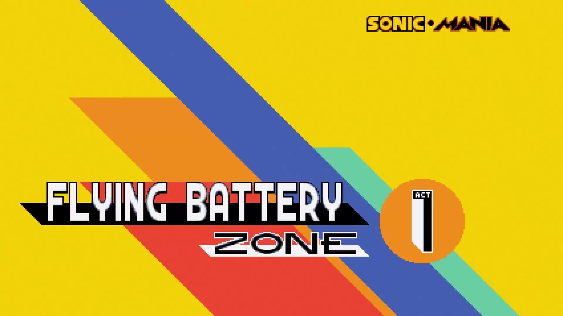Sonic Mania Flying Battery Zone Gifs Search | Search & Share on Homdor