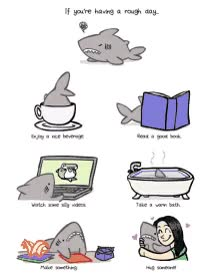 Watch and share Sharks Encourage GIFs on Gfycat