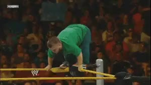 Watch Hornswoggle hits a tadpole splash on Derrick Bateman GIF on Gfycat. Discover more related GIFs on Gfycat