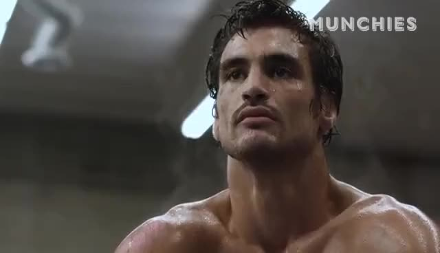 Watch and share FUEL: Training With The Meat-Free MMA Fighter GIFs on Gfycat