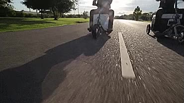 Watch and share Kreweser Motorized Electric Cooler Scooter - Beer Cooler Motorcycle GIFs on Gfycat