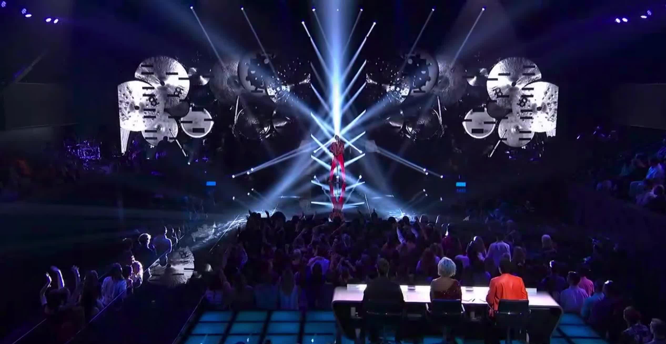 american idol, american idol season 17, americanidol, katy perry, lionel richie, luke bryan, ryan seacrest, season 17, singing, uche, American Idol Uche's Performance GIFs