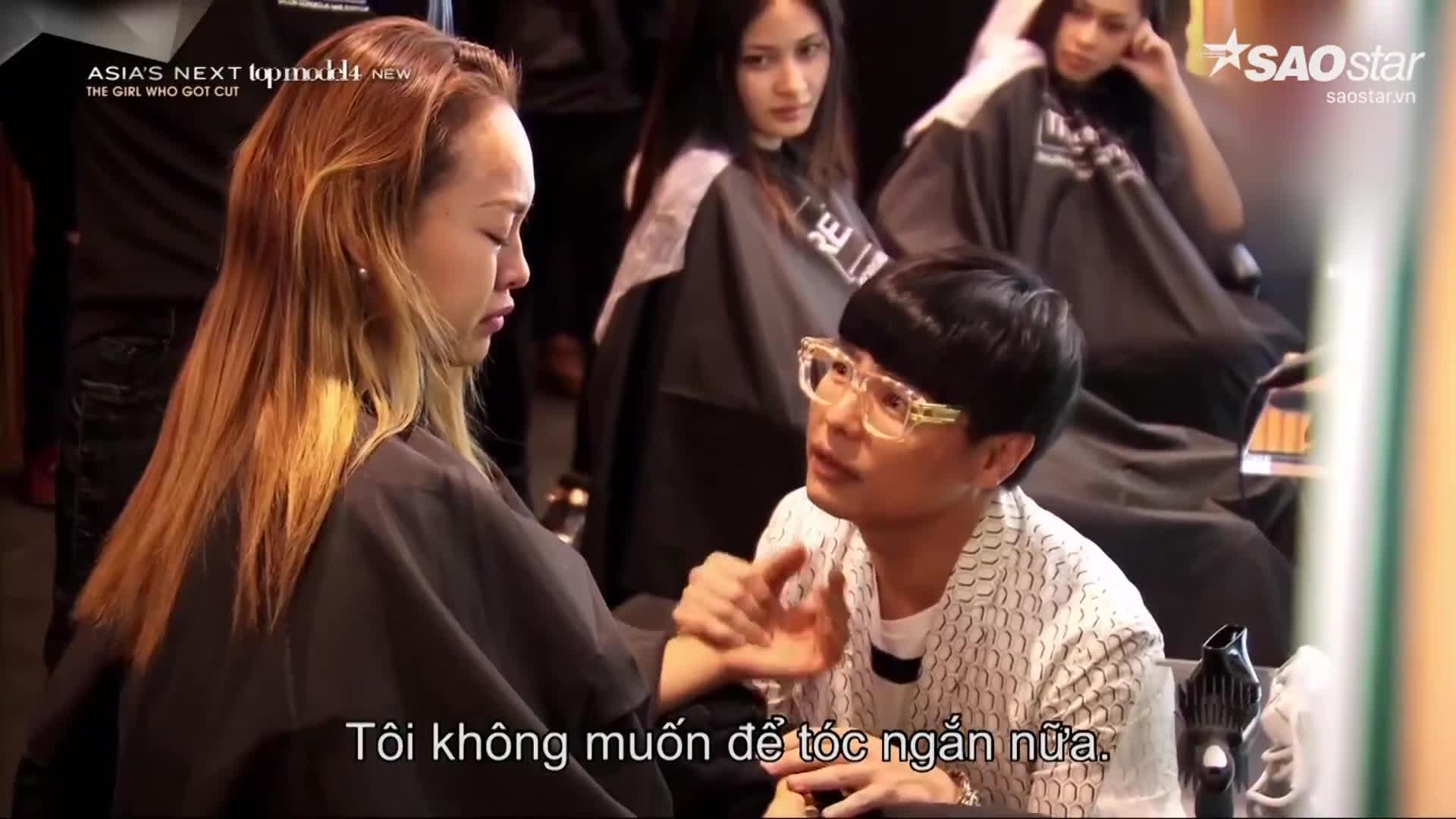 Fan bức xúc Next Top Model Hà Lan quá lười, makeover cho thí sinh có cũng như không