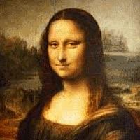Watch and share Mona Lisa GIFs and Flirt GIFs on Gfycat
