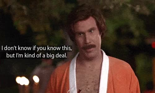 Watch you are the GIF on Gfycat. Discover more will ferrell GIFs on Gfycat