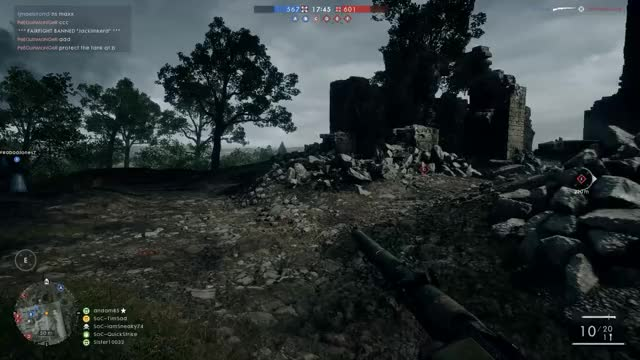 Watch and share Sniped GIFs and Bf1 GIFs by timsad on Gfycat