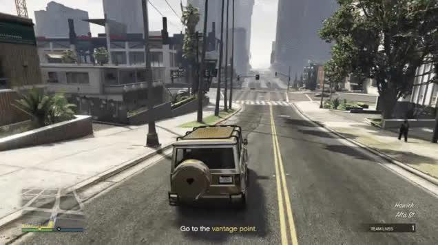 GTA Online Conspiracy 7 GIFs