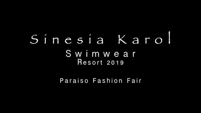 Watch SINESIA KAROL Resort 2019 Paraíso Fashion Fair-ou3b0lQR0Gk-Scene-007 GIF by @online3782 on Gfycat. Discover more related GIFs on Gfycat