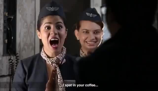 Watch and share AIB : Honest Indian Flights GIFs on Gfycat