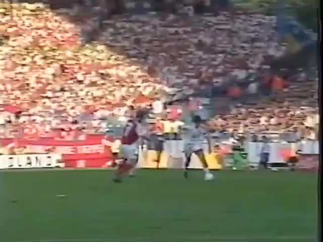Watch and share Suker - Attempted Lob V Denmark, 1996 (short) GIFs on Gfycat