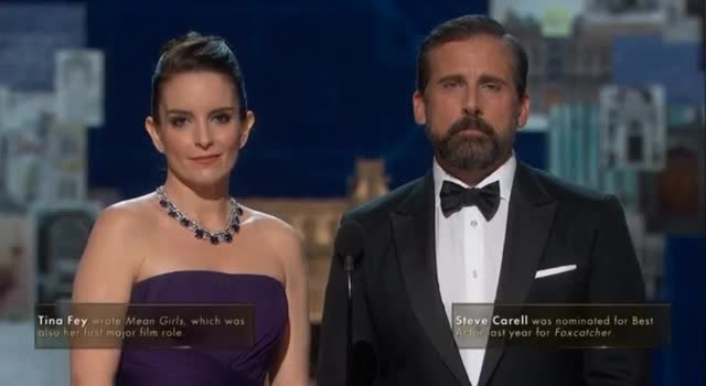 Watch Tina Fey & Steve Carrell GIF by Funny GIFs (@gnchau) on Gfycat. Discover more Oscars, Steve Carrell GIFs on Gfycat