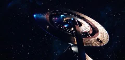 Watch USS Discovery 2 GIF by Star Trek gifs (@star-trek-gifs) on Gfycat. Discover more DSC, Discovery, Star Trek, Star Trek Discovery, Starship, USS Discovery GIFs on Gfycat
