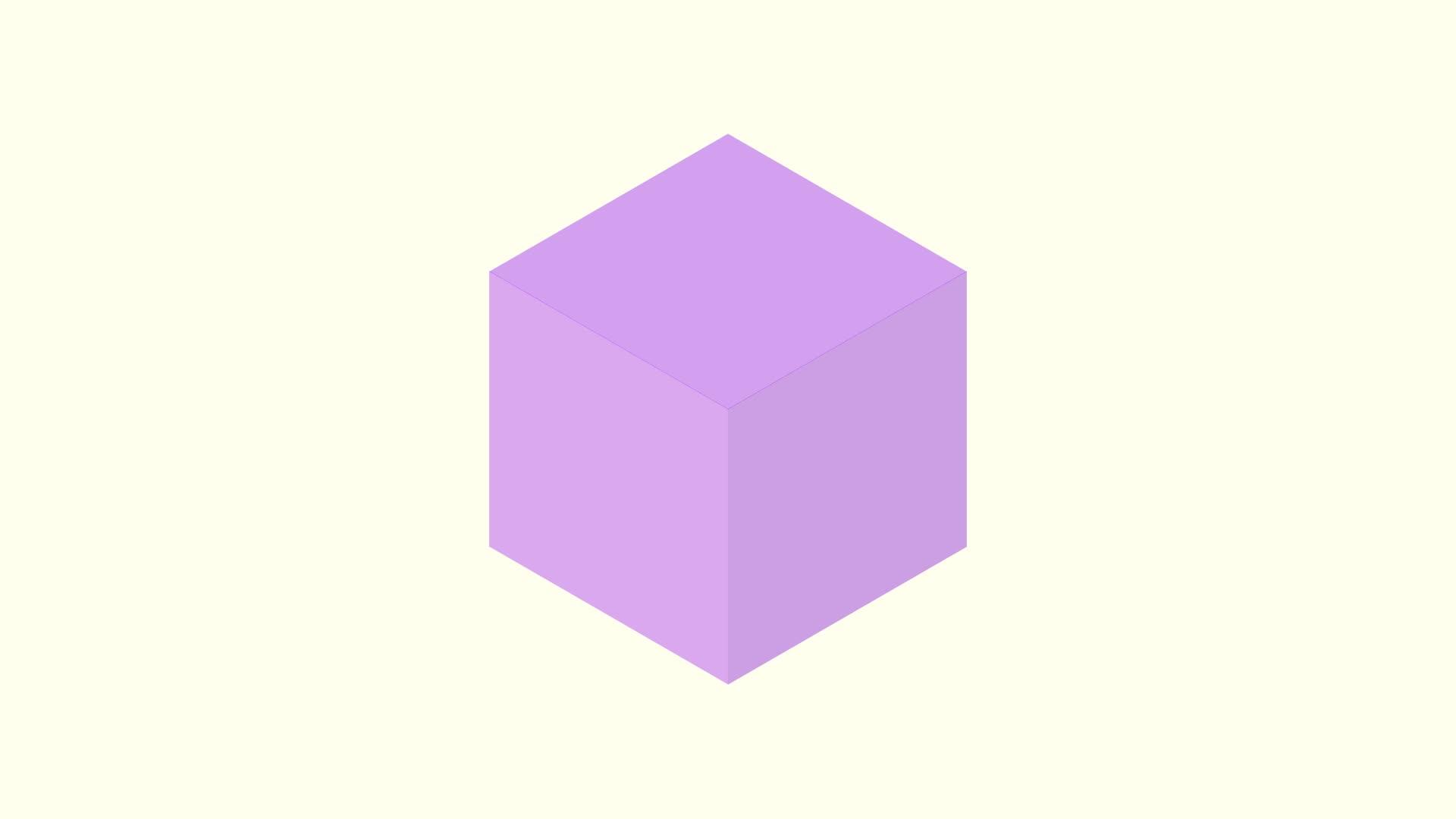 isometric cube GIFs