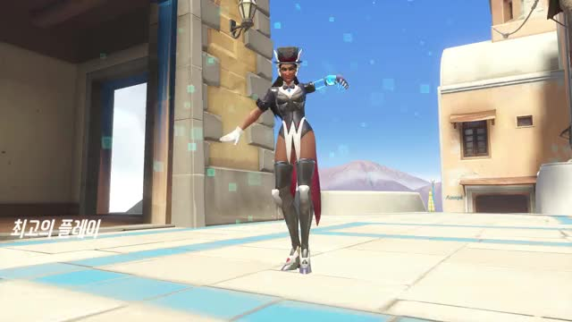 Watch Overwatch GIF by 아나즐겜유저 (@kkkji1215) on Gfycat. Discover more related GIFs on Gfycat