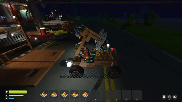 Watch and share Scrap Mechanic - Work Horse GIFs by m4rcus on Gfycat