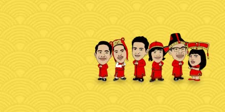 Watch and share GONG XI FA CAI 2016 GIFs on Gfycat