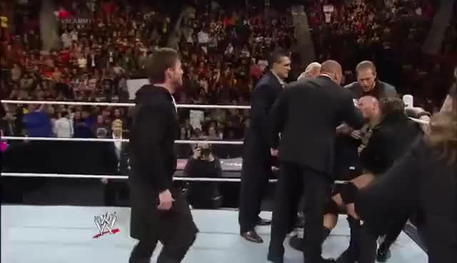 Watch Shawn Michaels Superkick CM Punk GIF on Gfycat. Discover more CM Punk, Daniel Bryan, Dolph Ziggler, John Cena, Randy Orton, Rey Mysterio, Shawn Michaels, Triple H GIFs on Gfycat