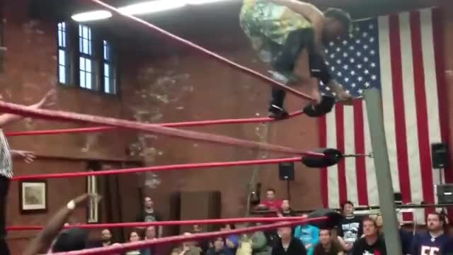 Watch Pro Wrestler (Charade) Breaks Skull and Kicks Out! GIF on Gfycat. Discover more FullScorpion, championship, wrestling GIFs on Gfycat