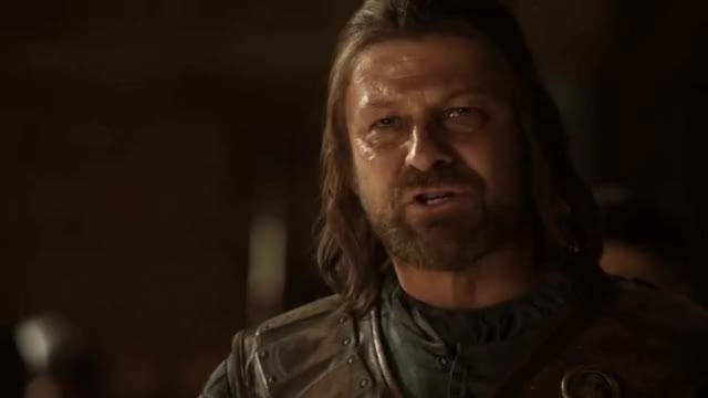 Watch this eddard stark GIF on Gfycat. Discover more eddard stark, game of thrones, lena headey, ned stark, sean bean GIFs on Gfycat