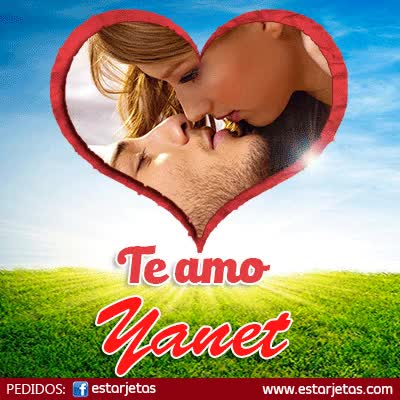 Watch and share Yanet Parejas Enamorados Te Amo GIFs on Gfycat