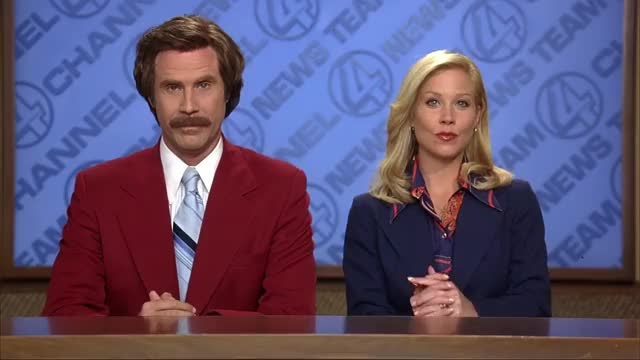 Watch and share Christina Applegate GIFs and Will Ferrell GIFs by thebigsexy1 on Gfycat