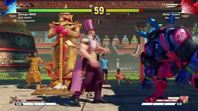 Watch and share StreetFighterV 2021-01-27 22-50-35 GIFs on Gfycat