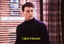 Watch and share Joey Tribbiani GIFs and Friends Gif GIFs on Gfycat