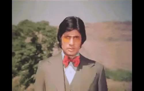 Watch and share Amitabh Bachchan GIFs and Retro Bollywood GIFs on Gfycat
