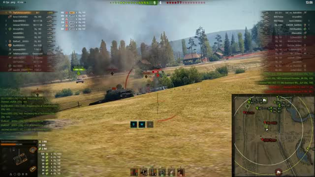 Watch and share World Of Tanks GIFs and Overwolf GIFs by Overwolf on Gfycat